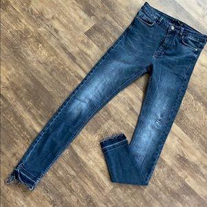 Zara skinny jeans size 6